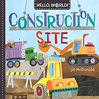 Book Cover: Hello, World! Construction Site