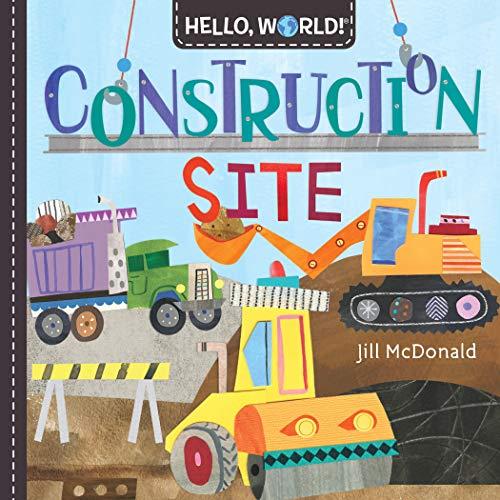 Book Cover: Hello, World! Construction Site