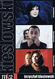 Coffret 3 DVD - Kieslowski : trois couleurs (Bleu, Blanc, Rouge)