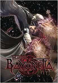 Amazon Com The Eyes Of Bayonetta Art Book Dvd 8601400196786 Sega Books