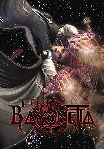 The Eyes of Bayonetta: Art Book & DVD by Udon Entertainment