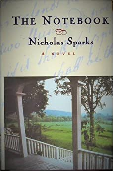the notebook a novel nicholas sparks com  the notebook a novel large print