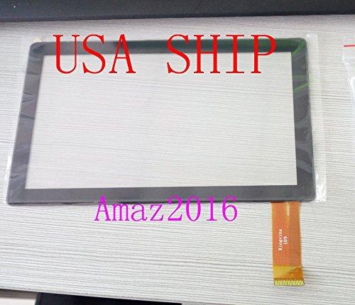 USA-New touch Screen digital glass panel For osgar ultrathin 7'' tablet