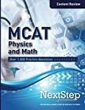img - for MCAT Physics and Math: Content Review for the Revised MCAT book / textbook / text book