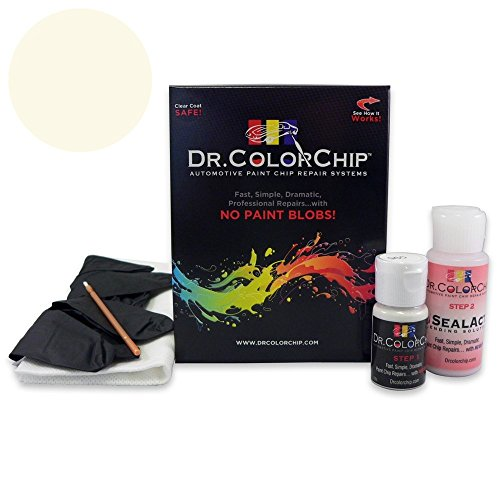 Dr. ColorChip Acura TL Automobile Paint - White Diamond Pearl Tri-coat NH-603P - Basic Kit