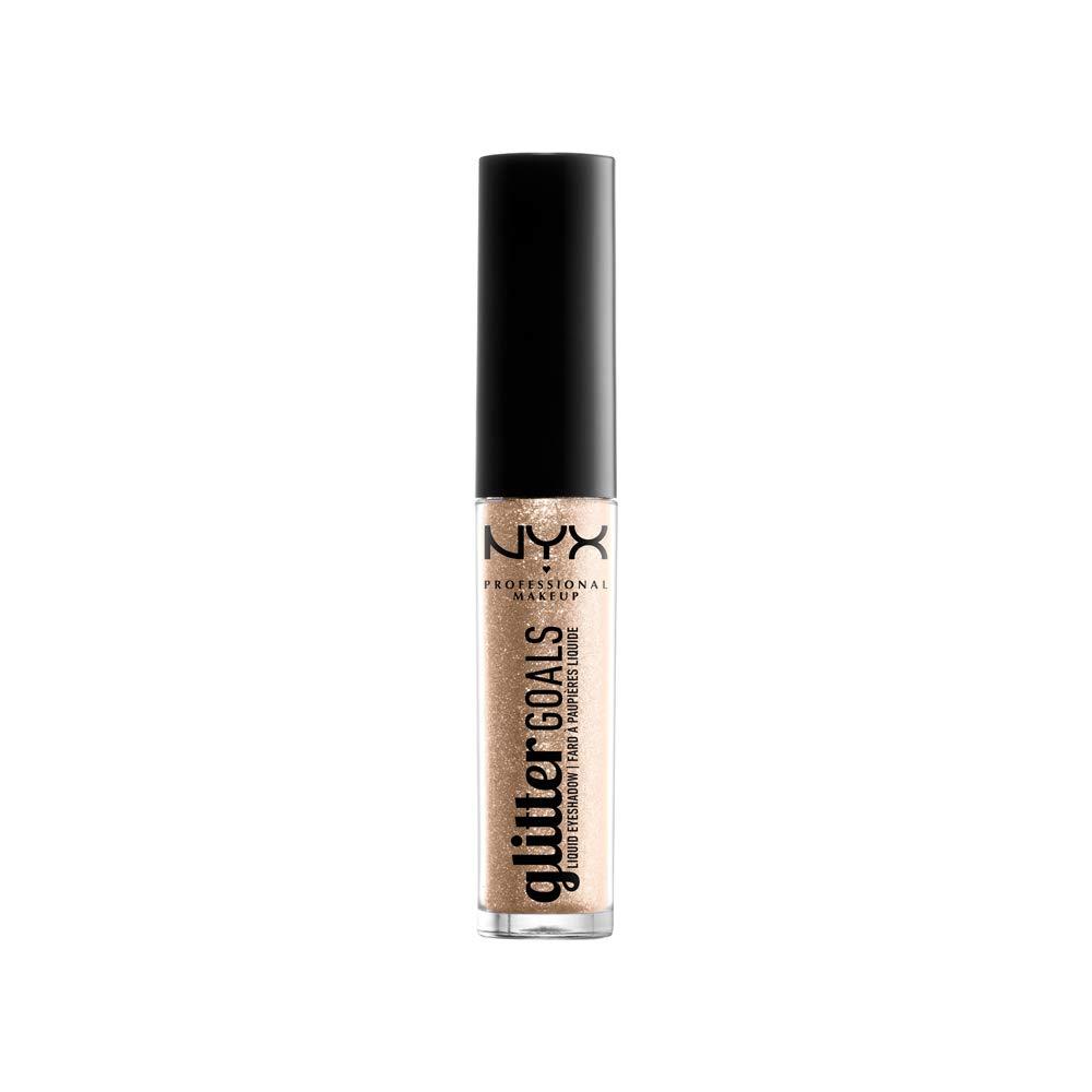 NYX Nyx professional glitter goals liquid eyeshadow polished pin up polished pin up
