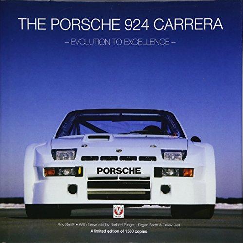 The Porsche 924 Carreras: Evolution to Excellence