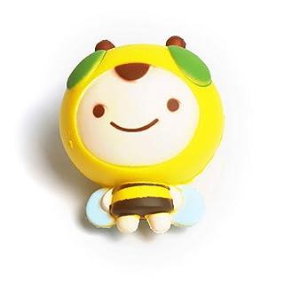KE Huitong Squishies Cute Little Bee Toy, PU Rallentatore Lento Simulazione Animal Decompression Toy di Scarico, regalati a Te e al Tuo Bambino Il Regalo Migliore ( Color : Yellow )