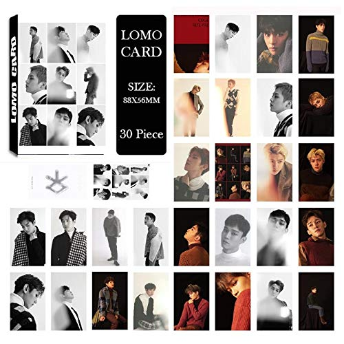 Jewelry Findings & Components Jewelry & Accessories Kpop Exo 4th The War Kokobop Album Lomo Cards K-pop New Fashion Self Made Paper Photo Card Hd Photocard