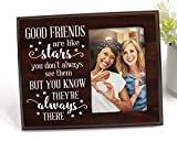 Elegant Signs Good Friends are Like Stars Sign