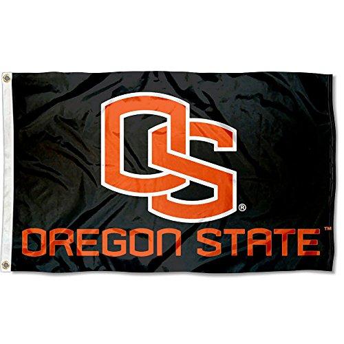(Oregon State Beavers OSU University Large College Flag )
