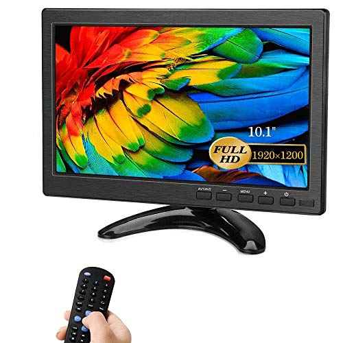 Buy Bargain 10 LED Monitors HDMI/BNC/AV/VGA/USB Input 1920x1200 IPS Resolution Touch Buttons Video ...