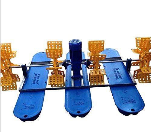 GOWE Paddel Wheel Aerator For Fish Oxygen 0