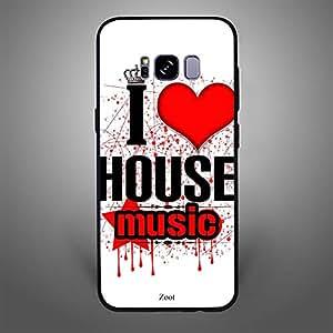 Samsung Galaxy S8 I love House Music