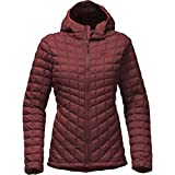 The North Face Women's Thermoball Hoodie - Sequoia Red Matte - M (Past Season)