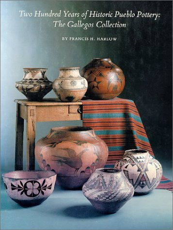 (Two Hundred Years of Historic Pueblo Pottery by Francis H. Harlow (1991-07-06))