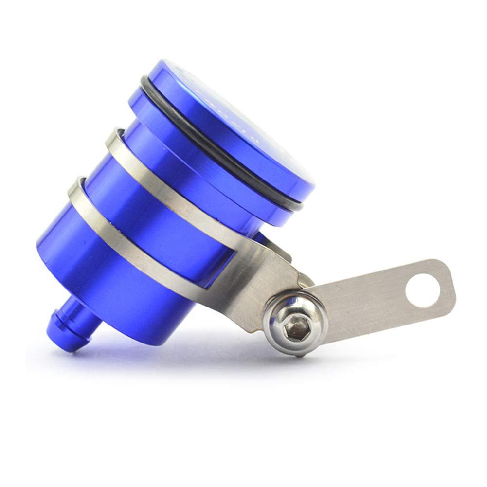 Ocamo Botella de fluido cilindro de embrague dep/ósito de l/íquido de frenos de motocicleta tanque de aceite