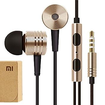 Xiaomi Piston 2 - Auriculares in-ear (con micrófono, control ...