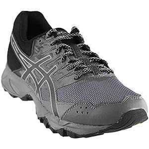 ASICS Men's Gel-Sonoma 3 Running Shoe, Carbon/Black/Mid Grey, 10 M US