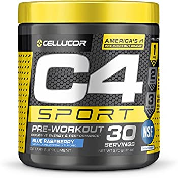 Cellucor C4 Sport Pre Workout Powder Energy Drink