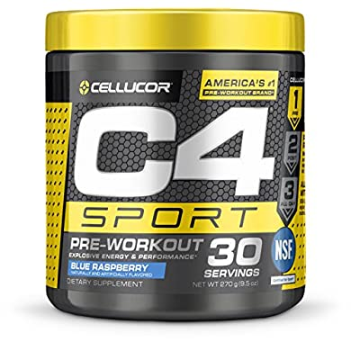 Cellucor-C4-Sport-Pre-Workout-Powder-Sports-Hydration-Energy-Drink-Supplement-with-Creatine-Monohydrate-Beta-Alanine-Blue-Raspberry-30-Servings