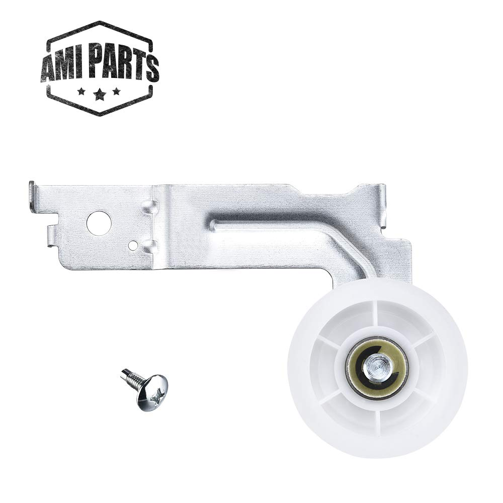 DC93-00634A Dryer Idler Pulley Assembly Replacement Part by AMI Parts - Fit for Samsung & Kenmore Dryer - [Upgraded Ball Bearings]-Replaces DC96-00882C, PS4133825, AP4373659, LB1655, 5PH2337, AP421361