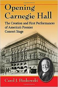 Descargar Torrent Ipad Opening Carnegie Hall Mobi A PDF