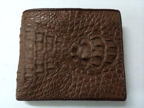 Geodino Joy-nin Men's Crocodile Wallet
