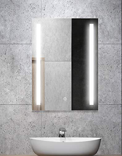 Alldrei Badspiegel Mit Beleuchtung Ad27 Badezimmerspiegel Mit Led