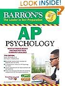 Barron's AP Psychology, 7th Edition (Barron's AP Psychology Exam)