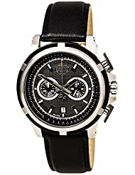 Harley-Davidson Mens Bulova Watch, Weekend Warrior Round, Black Strap 76B168