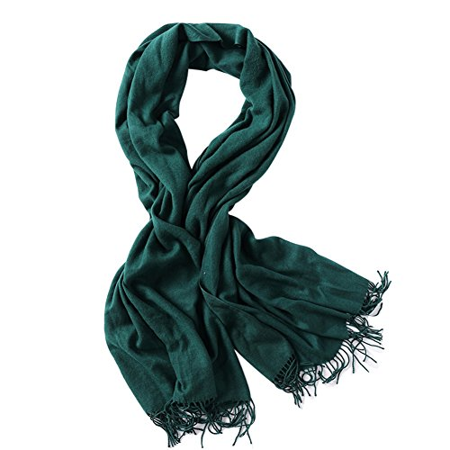 Bellonesc Luxurious Cashmere Scarf Shawls for Women and Men ()