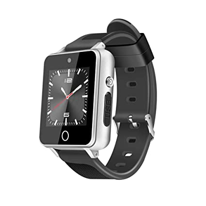 FFHJHJ Reloj Inteligente Smart Watch 2.5D Presión Arterial Oxígeno ...