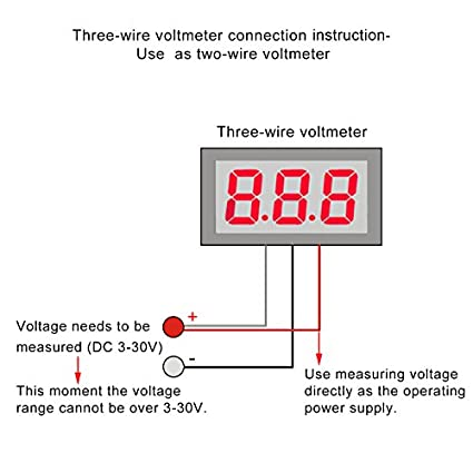 Incredible Wiring Diagram For Volt Meter Basic Electronics Wiring Diagram Wiring Digital Resources Cettecompassionincorg