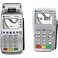 Verifone Vx520 EMV Credit Card Terminal and Vx805 EMV PINpad Bundle (2 items)