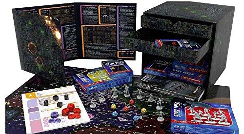 スタートレックAdventures RPG : Borgキューブ–Collector `s Edition Boxの商品画像