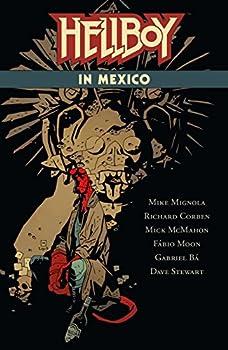 Hellboy in Mexico by Mike MIgnola