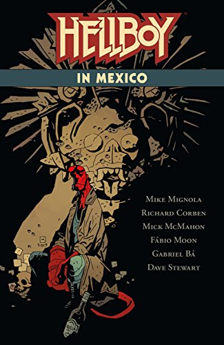 Hellboy in Mexico -