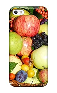 Hot Design Premium XtKovGk3626txVqA Tpu Case Cover Iphone 5/5s Protection Case(food Fruit)