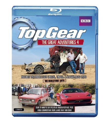 Blu-ray : Top Gear Great Adventures 4 (2 Disc)