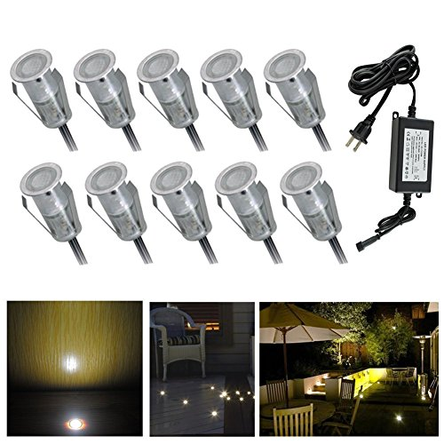 LED-Deck-Light-Kit-Yard-Garden-Patio-Stairs-Landscape-Decor-Lamp-Outdoor-LED-In-ground-Lights