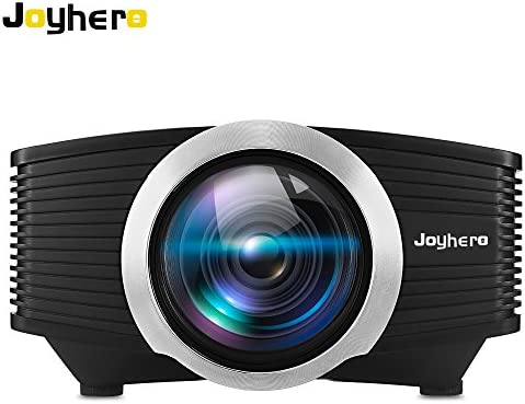 Proyector 1800 lumens, Smartphone/Tablet Compatible, LED LCD ...