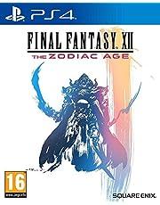 Final Fantasy XII The Zodiac Age Day 1 by Square Enix, Region 2 (PS4)