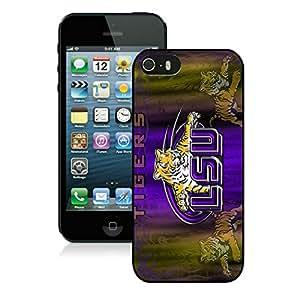 LSU Tigers (3) iPhone 5S Phone Cover Case 256