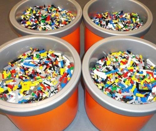 Lego 1-99 Pounds LBS Parts & Pieces HUGE BULK LOT bricks blo