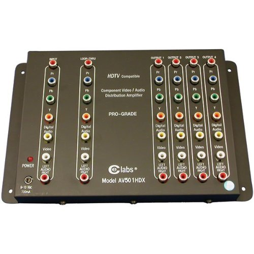 CE Labs Video Splitter (AV501HDX) by Unknown