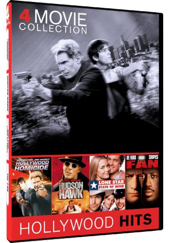 Hollywood Homicide/Hudson Hawk/Lone Star State of Mind/The Fan - - Outlet State Stores Washington