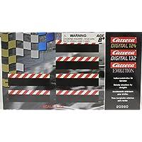 Carrera Digital 124 20560 Hombro exterior para pieles rectas, 6 pzas.