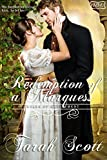 Redemption of a Marquess: Rules of Refinement Book Three (The Marriage Maker 7)