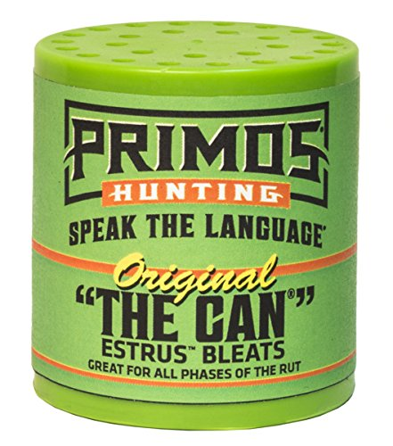 Primos The Can, Original Can, Trap PS7064 The Can Deer Calls -